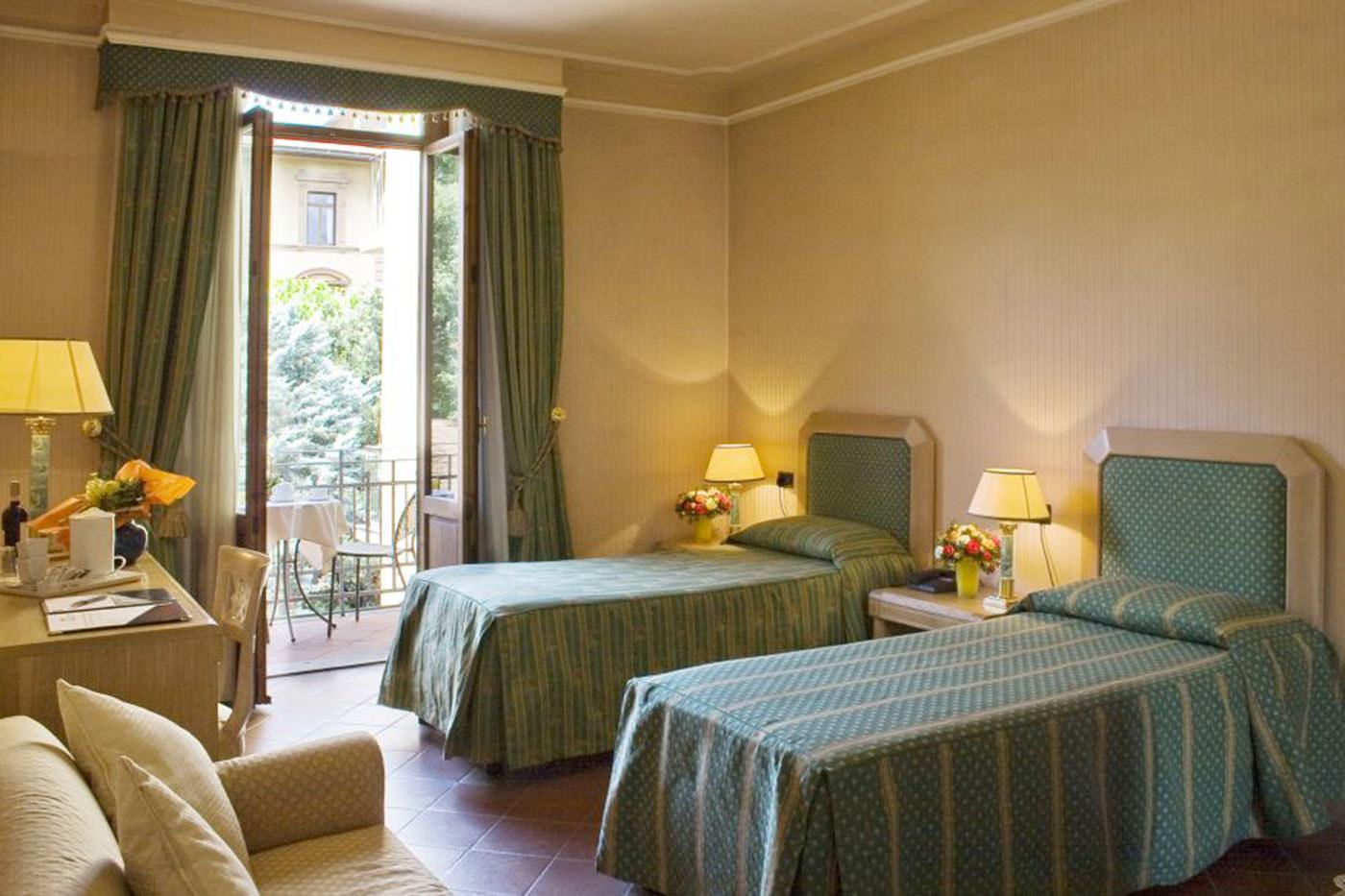 Camera Matrimoniale o Doppia con Letti Separati - Hotel Panama